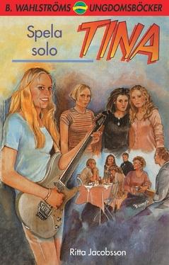 Tina. Spela solo av Ritta Jacobsson